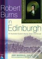 Robert Burns In Edinburgh