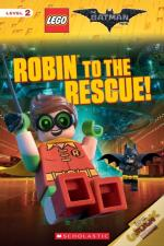 Robin To The Rescue The Lego Batman Movi