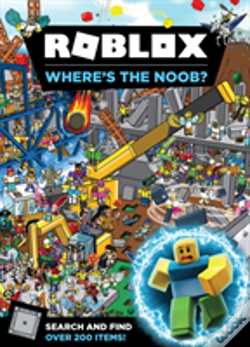 Wook.pt - Roblox Where'S The Noob? Search And Find Book