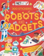 Robots & Gadgets Sticker Activity