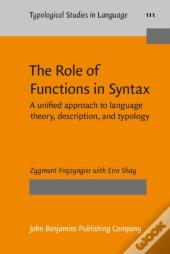 Role Of Functions In Syntax