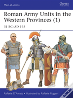 Wook.pt - Roman Army Units In The Western Provinces 1