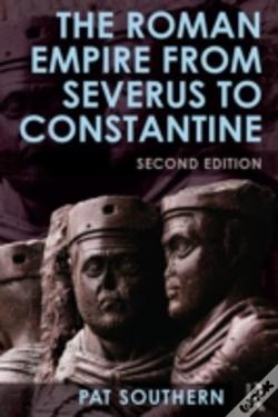 Wook.pt - Roman Empire From Severus To Constantine