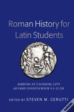 Wook.pt - Roman History For Latin Students