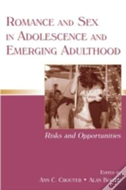 Wook.pt - Romance And Sex In Adolescence And Emerging Adulthood