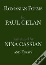Romanian Poems By Paul Celan And Essays