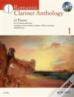 Romantic Clarinet Anthology Vol 1