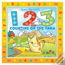 Wook.pt - Romy The Cow'S 123 Counting On The Farm