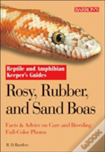 Rosy, Rubber And Sand Boas
