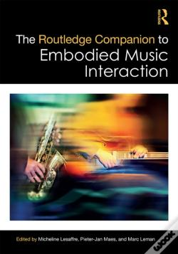Wook.pt - Routledge Companion To Embodied Music Interaction