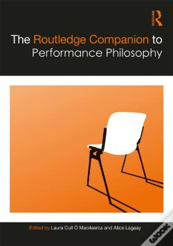 Wook.pt - Routledge Companion To Performance Philosophy