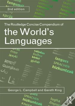 Wook.pt - Routledge Concise Compendium Of The World'S Languages