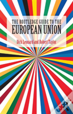 Routledge Guide To The European Union