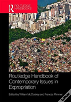 Wook.pt - Routledge Handbook Of Contemporary Issues In Expropriation