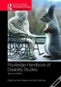 Wook.pt - Routledge Handbook Of Disability St