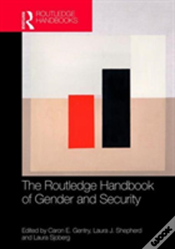 Wook.pt - Routledge Handbook Of Gender And Se