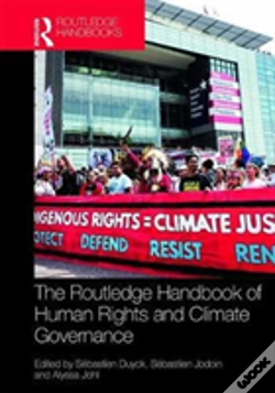 Wook.pt - Routledge Handbook Of Human Rights And Climate Governance