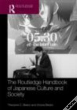 Wook.pt - Routledge Handbook Of Japanese Culture And Society