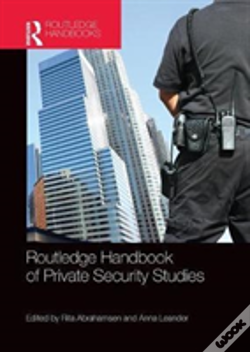 Wook.pt - Routledge Handbook Of Private Security Studies
