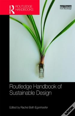 Wook.pt - Routledge Handbook Of Sustainable Design