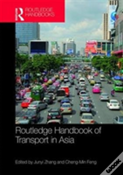 Wook.pt - Routledge Handbook Of Transport In Asia