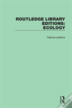 Wook.pt - Routledge Library Editions: Ecology