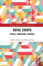Royal Events Laing Frost