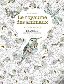 Wook.pt - Royaume Des Animaux - Edition Artiste