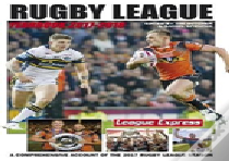 Rugby League Yearbook 2017-2018