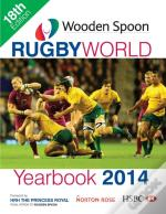 Rugby World Yearbook Wooden Spoon 2014