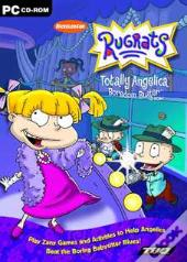 Rugrats Totally Angelica Boredom Busters