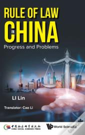 Rule Of Law In China: Progress And Problems