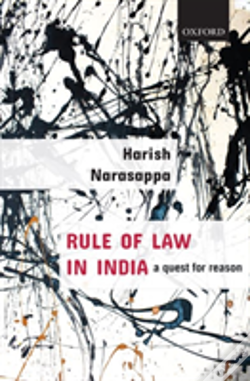 Wook.pt - Rule Of Law In India