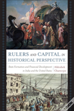 Wook.pt - Rulers And Capital In Historical Perspective