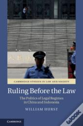 Ruling Before The Law