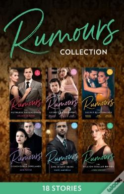 Wook.pt - Rumours Collection (Mills & Boon E-Book Collections)