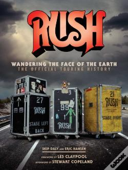 Wook.pt - Rush: Wandering The Face Of The Earth