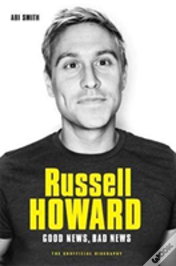 Wook.pt - Russell Howard The Good News Bad News