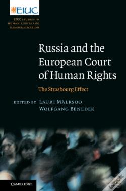 Wook.pt - Russia And The European Court Of Human Rights