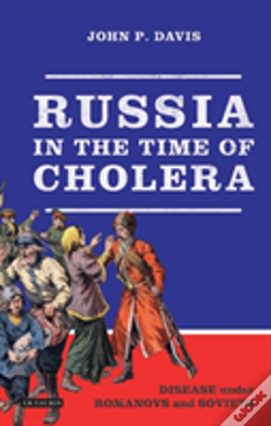 Wook.pt - Russia In The Time Of Cholera