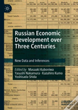 Wook.pt - Russian Economic Development Over Three Centuries