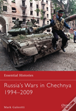 Wook.pt - Russia'S Wars In Chechnya 1994-2009