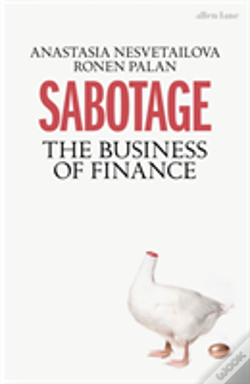 Wook.pt - Sabotage: The Business Of Finance