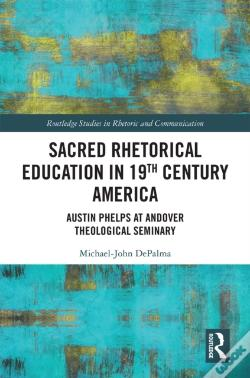 Wook.pt - Sacred Rhetorical Education In 19th Century America