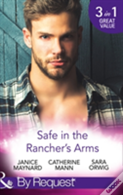 Wook.pt - Safe In The Rancher'S Arms