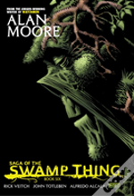 Saga Of The Swamp Thing Book Six