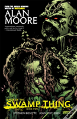 Wook.pt - Saga Of The Swamp Thing Book Two