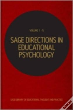 Wook.pt - Sage Directions In Educational Psychology