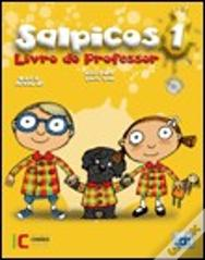 Salpicos 1 - Livro do Professor c/ CD-Áudio
