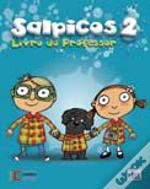 Salpicos 2 - Livro do Professor com CD-Áudio